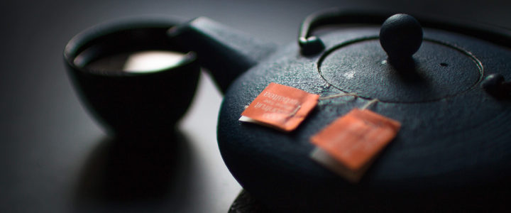 Wie viel Koffein hat schwarzer Tee?