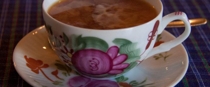 So trinkt man Tee im Norden: ostfriesische Teekultur